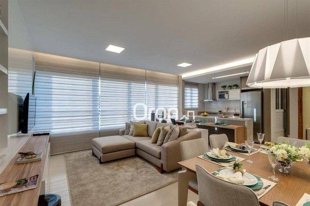Apartamento com 3 dormitórios à venda, 76 m² por R$ 430.000,00 - Jardim Europa - Goiânia/G - Foto 2