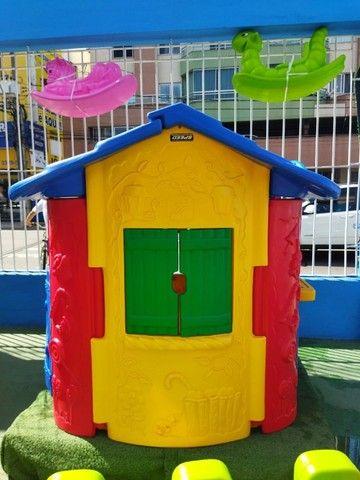 Aluguel Casinhas playground por 7, 15 e 30 dias de diversão na quarentena - Foto 4