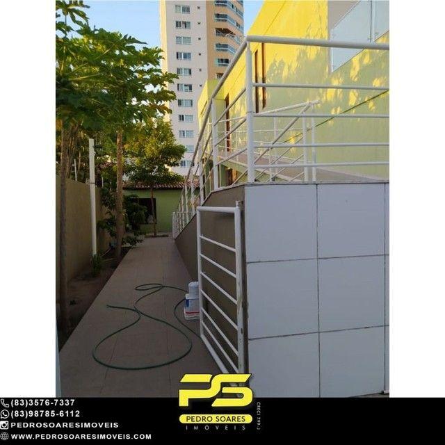 Casa com 5 dormitórios para alugar, 1.120 m² por R$ 16.000/mês - Estados - João Pessoa/PB - Foto 12