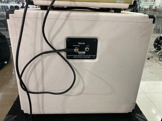 Amplificador valvulado para guitarra soundking semi-novo  - Foto 5