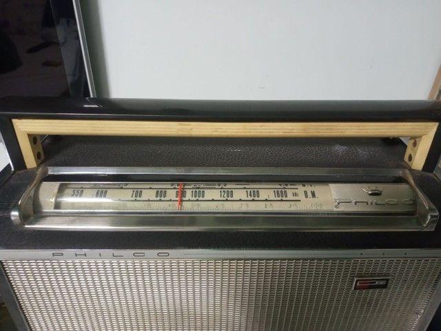 Rádio relíquia Transglobe  - Foto 3