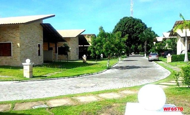 Vila Morrena, casa duplex com terreno duplo, 3 quartos, piscina, 6 vagas, Eusébio - Foto 15