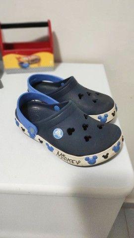 Crocs Infantil C10/11