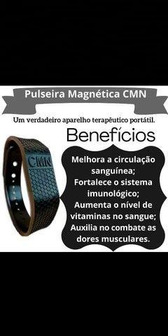 Pulseira biomagnetica - Foto 5