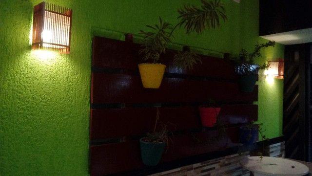 Arandela madeira, simpoul - Foto 3