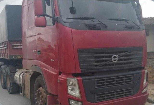 Caminhão FH520 (Entrada + Boleto) - Foto 2