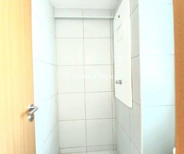 JP - Edf. Ocean Way - Apartamento 3 Quartos 89 m² - Andar Alto - Vista Mar - Foto 8