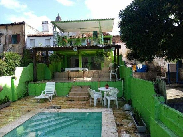 Casa c/piscina no Sítio Histórico de Olinda 3qts no Largo do Amparo - Foto 4