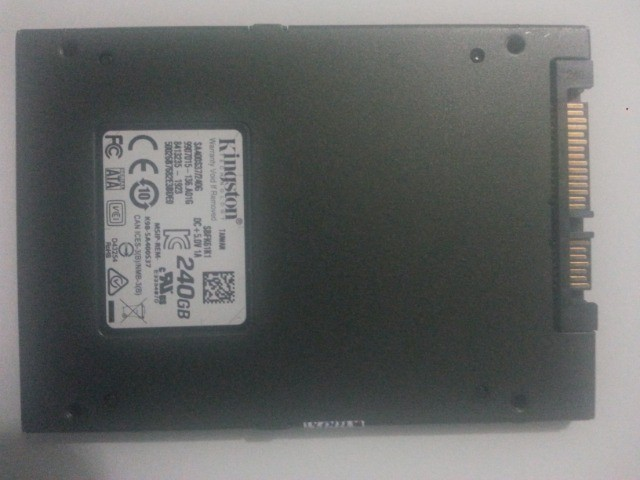 SSD kingston SA400S37/240G - Foto 2