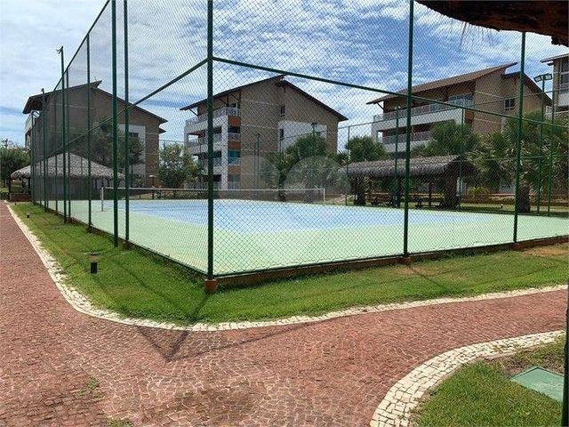 Apartamento à venda com 4 dormitórios em Porto das dunas, Aquiraz cod:31-IM538682 - Foto 6