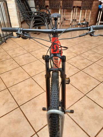 Bike scott 970. Q. 19 ano 2021 - Foto 5