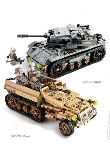 Brinquedos Blocos De Montar Diversão Infantil Lego - Foto 5