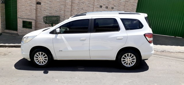 Spin 1.8 LT  (14/15)  2021 Pago!!   - Foto 7