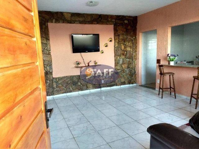 OX2-Casa com 3 quartos, 160 m², à venda por R$ 350.000 Unamar - Cabo Frio/RJ - Foto 6