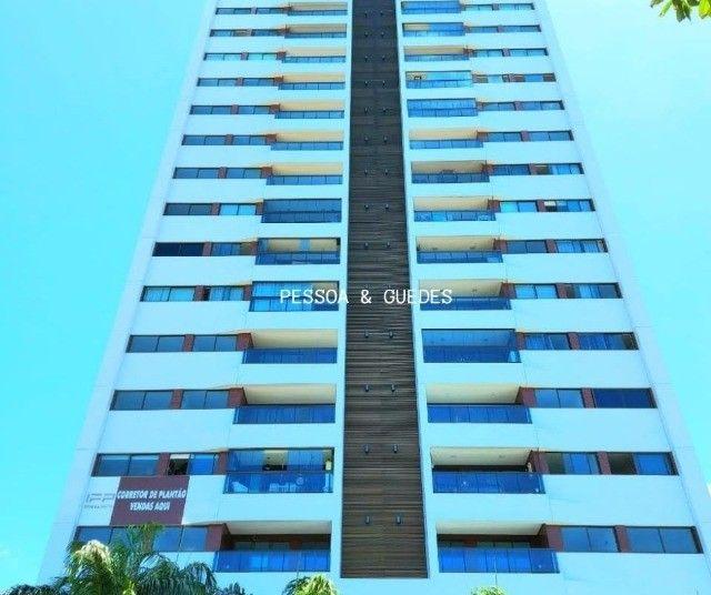 JP - Edf. Ocean Way - Apartamento 3 Quartos 89 m² - Andar Alto - Vista Mar - Foto 11