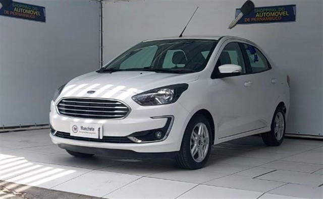 Ford KA 1.5 Sel Sedan automatico