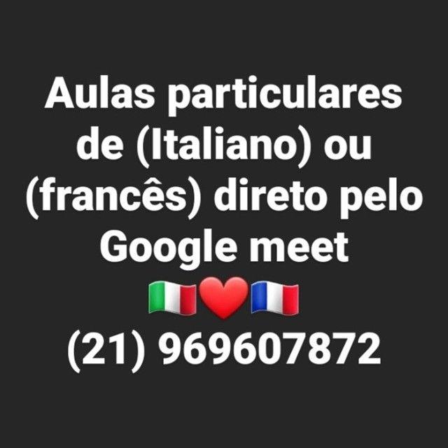 Aulas Particulares de Italiano, francês ou inglês.  - Foto 2