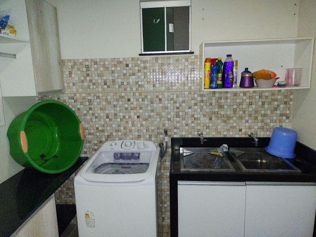 Baixou R$700 mil reais casa com 3 suítes  Castanhal 20x30 o terreno - Foto 19