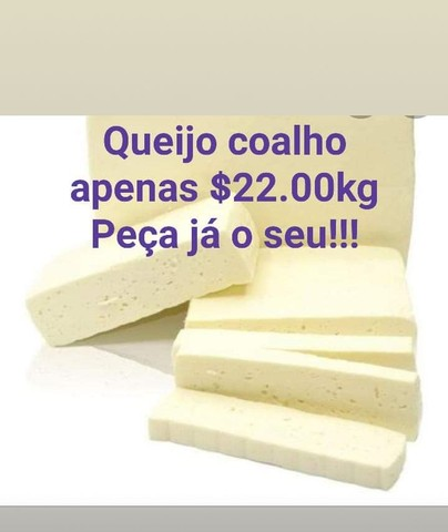 Queijo coalho $22.00 - Foto 2
