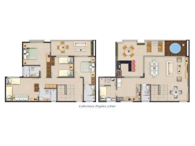 Apartamento à venda com 3 dormitórios em Porto das dunas, Aquiraz cod:31-IM208115 - Foto 16