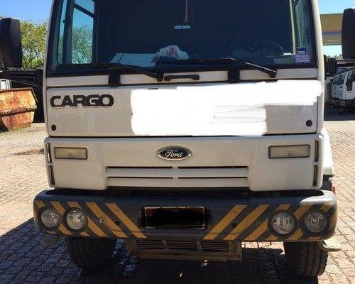 Caminhão Cargo 2932 Ford Ano 2007/2008