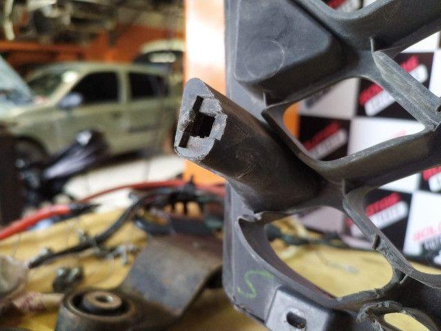 Grade Dianteira Preta Original Nissan Frontier 08/16 *COM Detalhes - Foto 10
