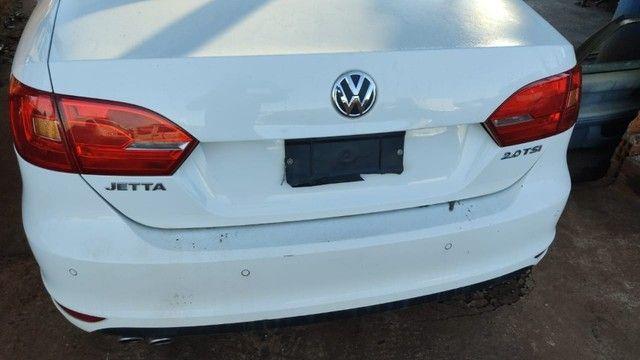 Volkswagen Jetta 2.0 TSI 2012 Retirada Para Peças - Foto 8