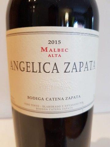 Vinho Angélica Zapata Malbec Alta