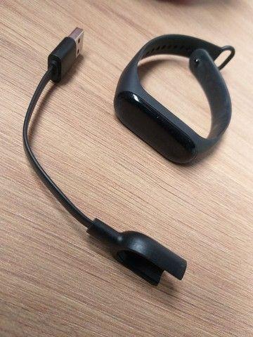 Mi Band 3 xiaomi - monitor cardíaco e notificação de celular