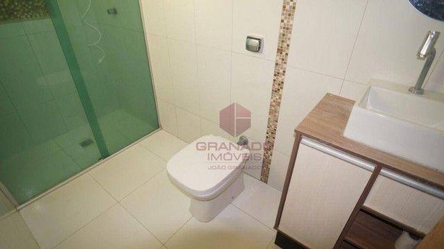 Casa com 3 dormitórios para alugar, 112 m² por R$ 1.700,00/mês - Jardim Liberdade - Maring - Foto 15
