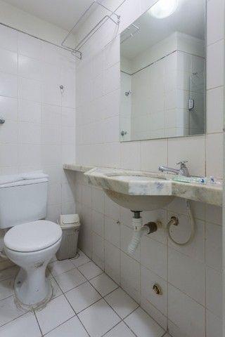 Flat 207 com 1 quarto completíssimo em Boa Viagem - Recife - PE - Foto 11