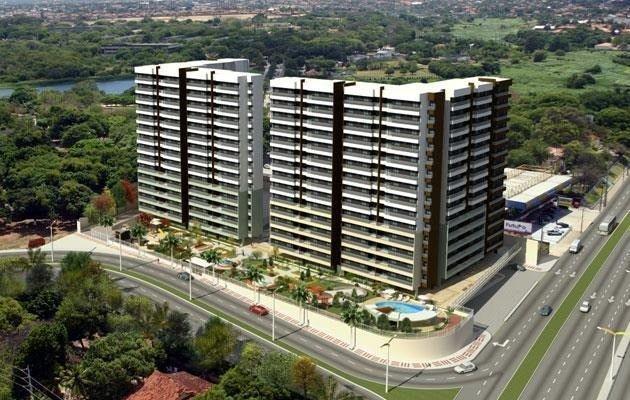 Apartamento de Alto Padrão na Parquelândia Pronto pra Morar 78m2