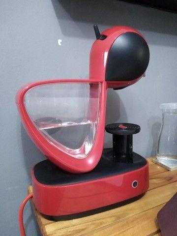 Paris<br>Cafetera Nescafé Dolce Gusto Infinissima vermelha - Foto 4