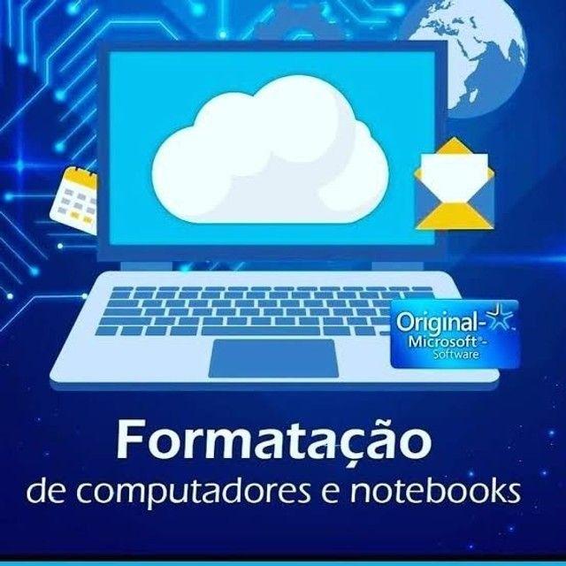 Formatação em PC, Notebooks e Netbooks - Foto 3