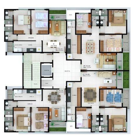Apartamento em construção no Bancários - 5415 - Foto 7