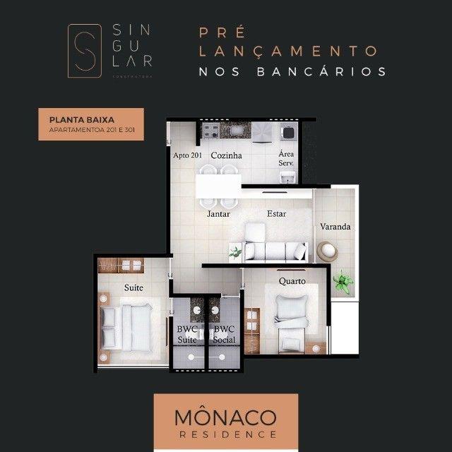 Apartamento nos Bancários com 2/3 quartos e varanda. Pronto para morar  - Foto 6