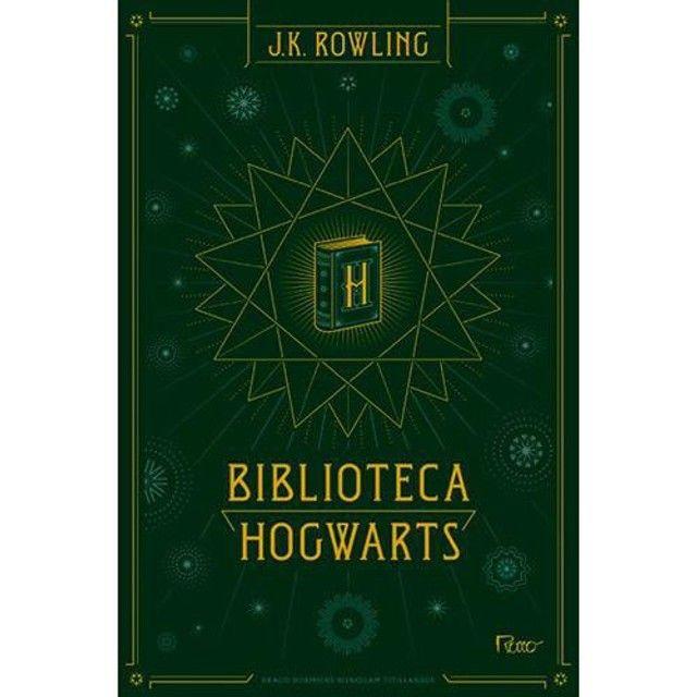 Box - Biblioteca Hogwarts - 3 Volumes