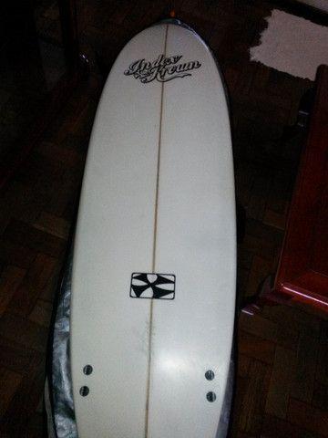 """Prancha de surf Index Krown 6'8"""" semi nova - Foto 2"""