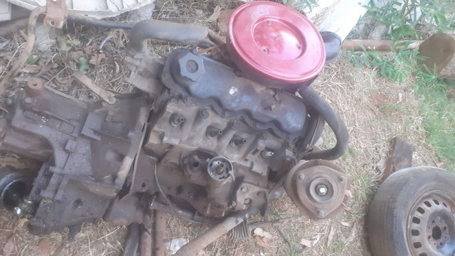 Motor e câmbio Fiat 1050  - Foto 3