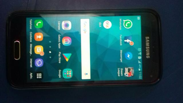 Galaxy S5 mini 16 gb só no what!!
