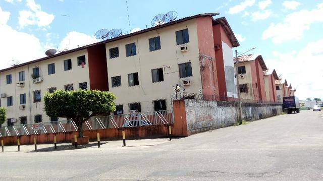 Apartamento pontaporã em castanhal quitado por 130 mil - Foto 2