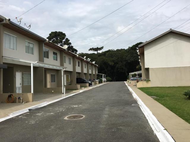 Sobrado residencial à venda, Umbará, Curitiba.