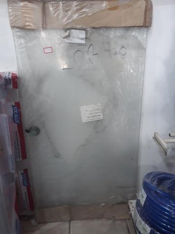 Porta de maquina frango