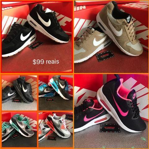 fbf94885d Tênis Nike AIRMAX90 vários modelos Disk entrega - Roupas e calçados ...