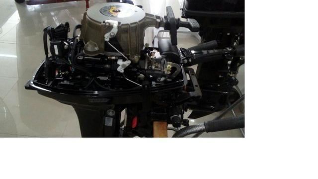 Motor de popa Mercury 30 hp Zero! Manual - Foto 6