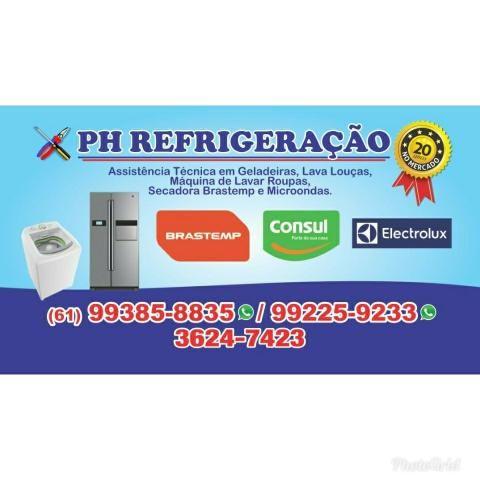 PH refrigeração