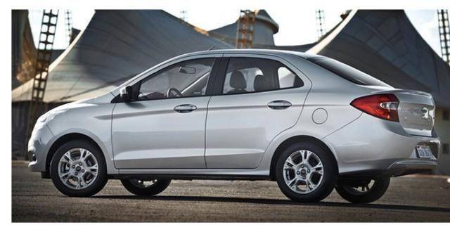 Novo Ford Ka sedan SE Plus completo