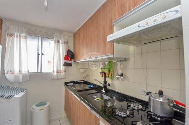 Apartamento à venda com 2 dormitórios em Sítio cercado, Curitiba cod:148809 - Foto 17