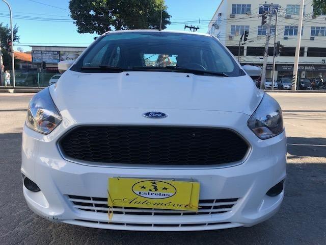 Ford Ka 2018 SE 1.5 + 26.000km + garantia de fabrica =0km ac trocaa - Foto 3