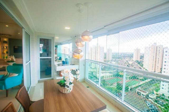 LF - Apartamento no Jardins / Projetados de alto padrão / 3 suítes - Foto 2